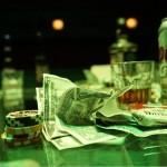 the poker night