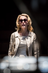 Gillian Anderson as Blanche DuBois. Photo by Johan Persson.