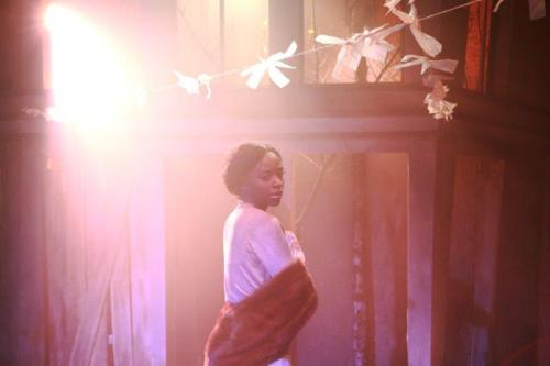 The Cherry Orchard parallel production at the Young Vic