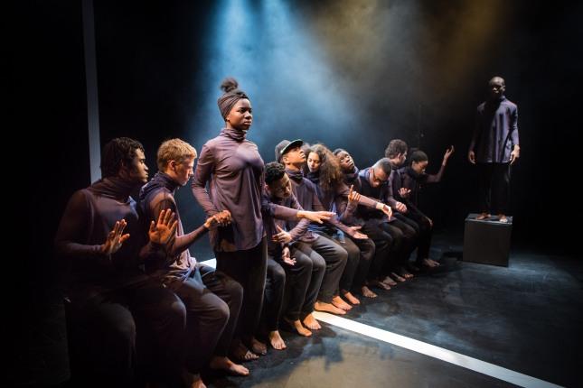 Parallel Macbeth - Photo Helen Murray