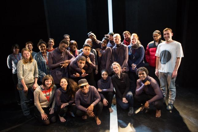 Parallel Macbeth Cast - Photo Helen Murray