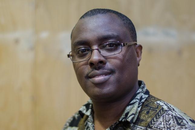Michael, YV TP LGBT Refugee Workshop Portrait