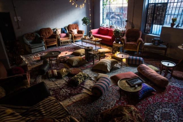 YA HumanMe - Syrian Lounge