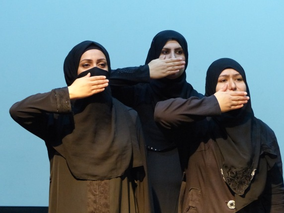 Rehearsals for Queens of Syria. Photo by Deema Dabis.jpg
