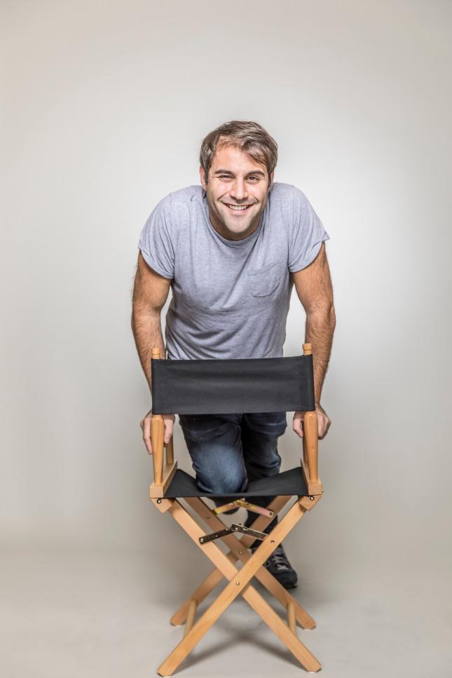 Adrian Der Gregorian as Sullivan