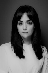 Hayley Squires photo by Filip Van Roe BW USE THIS ONE
