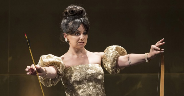 Hayley Squires in Cat on a Hot Tin Roof