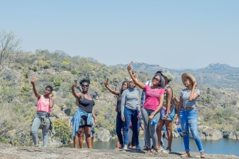 Out and about in Zimbabwe © Mgcini Nyoni