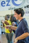 Unified Women in rehearsals © Mgcini Nyoni