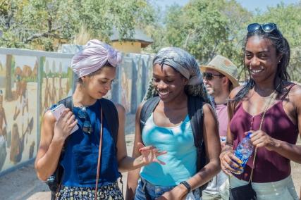 Exploring Bulawayo © Mgcini Nyoni