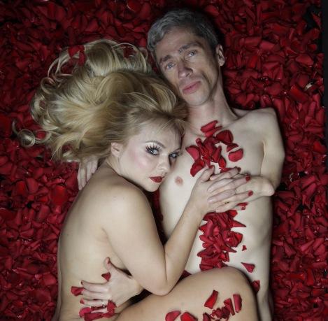 Mat Fraser Julie Atlas Muz in Beauty and the Beast, 2013