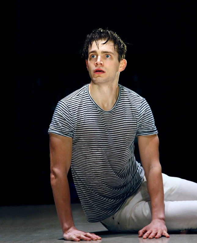 Andrew Burnap in The Inheritance at the Young Vic © Simon Annand