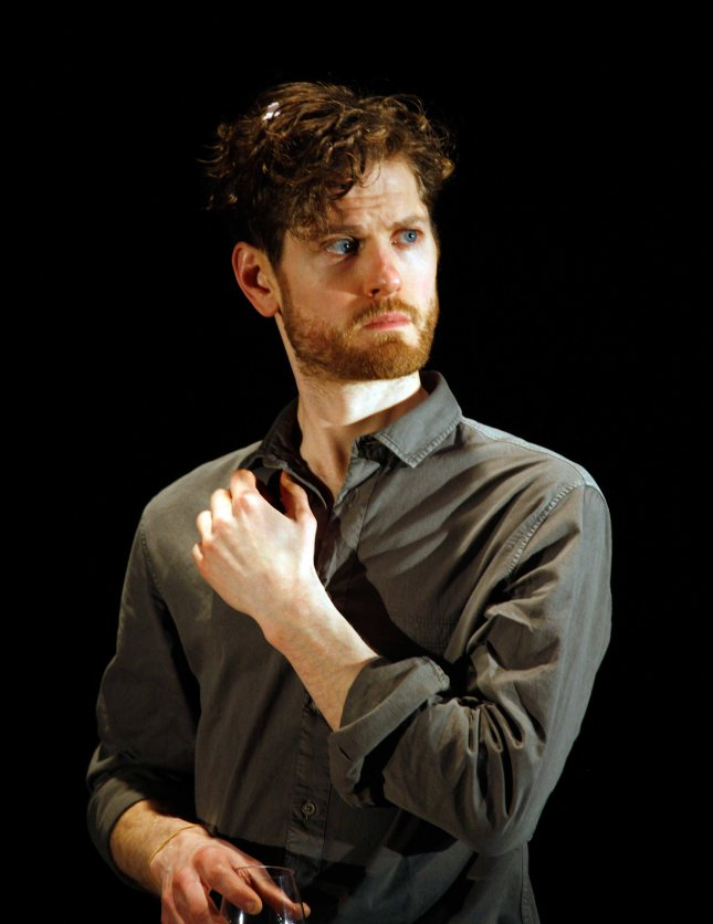Kyle Soller in The Inheritance at the Young Vic © Simon Annand